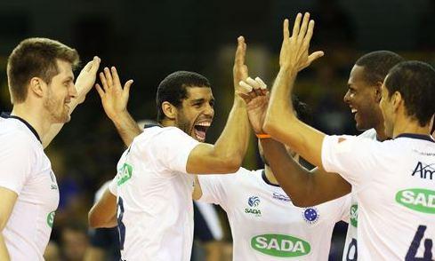 CWCH: Inhospitable Sada Cruzeiro booked semi-finals first