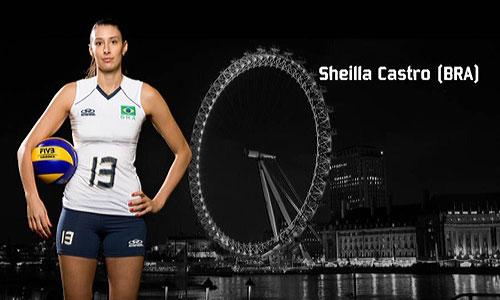 The gold series: Sheilla Castro