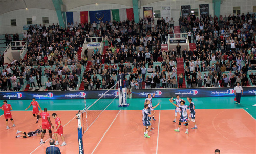 MCL Pool A: Piacenza beaten in Tours!