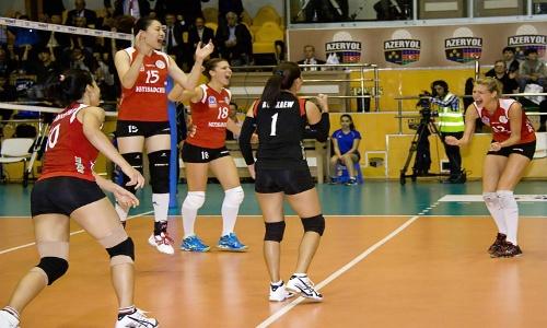 WCL: Iqtisadchi beats Dinamo Moscow!
