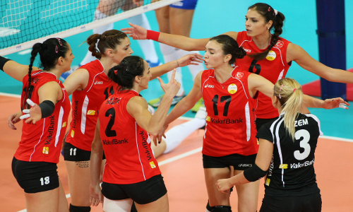 CWCH: Vakifbank with title continues winning strike!
