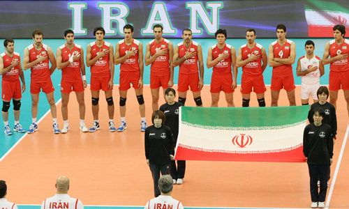 Asian Championship-2013-Iran-A Cut Above The Rest
