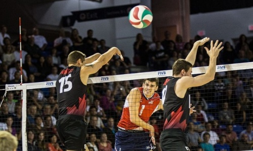 USA with both titles in NORCECA zone!
