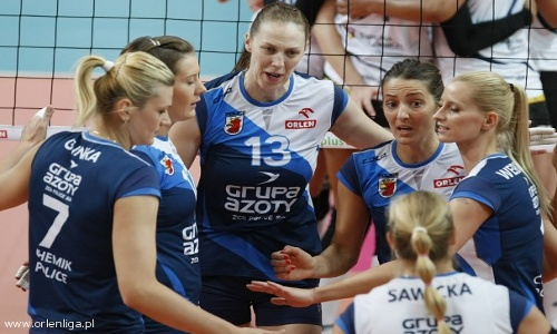 OrlenLiga: Chemik and Impel at the top of the table!