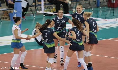 OrlenLiga: Chemik, Impel and Atom still top 3!