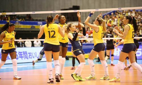 WGCC: Gold for Brazil! Fabiana Claudino most valuable!