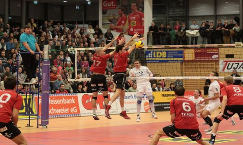 Friedrichshafen back to life after a slow start