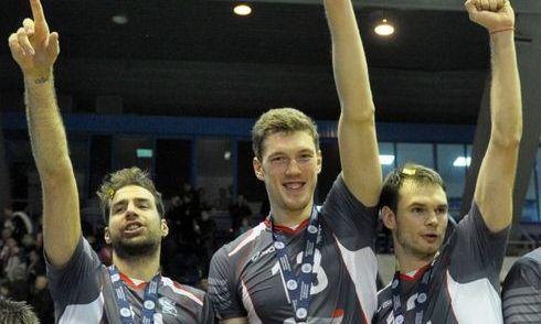 "Superleague: ""The Thunder"" Muserskiy striked Lokomotiv Novosibirsk"
