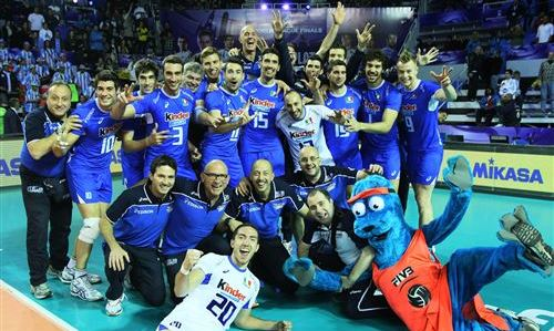 Italy will host Final Six of the World League 2014