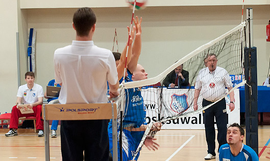 FIVB passes a new (old) controversial low. The net untouchable again!