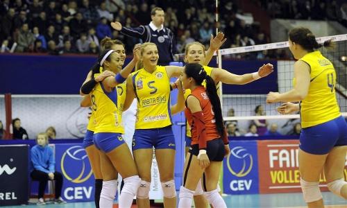 WCL: Baku hosts Final Four again!