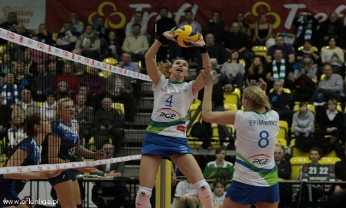 "OrlenLiga: Series of Chemik stopped by ""Atomic force""!"