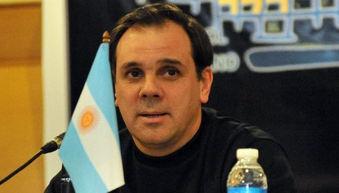 Argentinean federation fired Javier Weber