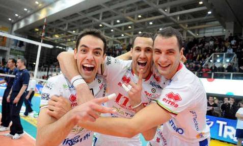 Surprising  transfers backstage. Will 'stars' shine for Trentino again?