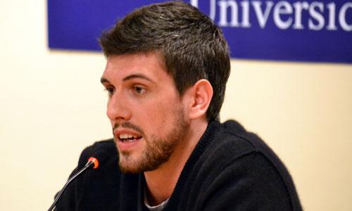 Facundo Conte: I create my own pressure