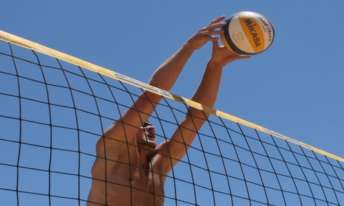 Two novelties in beach volleyball in 2014