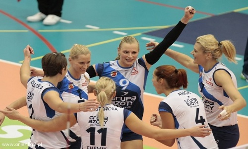 OrlenLiga: Chemik on top after Regular Season!