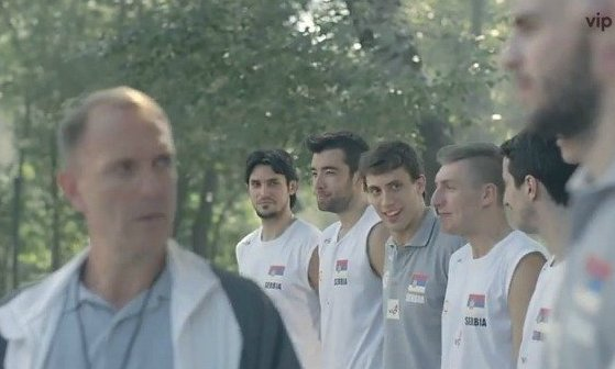 Road to Poland: Serbia 'on the top of the world' (Video)