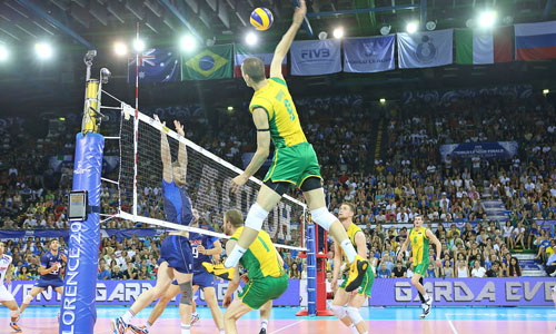 FIVB World Ranking Updated: Brazil still no.1