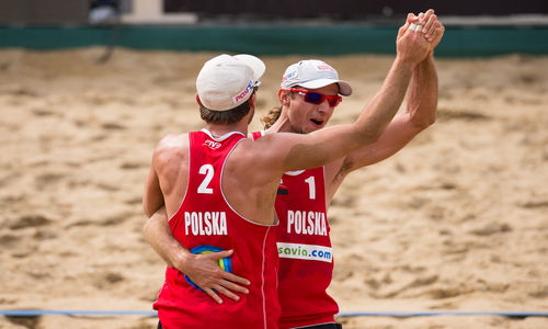 Fijalek-Prudel waited for their first gold