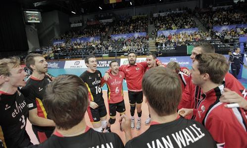 Road to Poland: Volleyball journey à la Belgium (Video)
