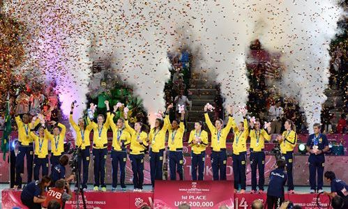 WGP: 'Hybrid 6' turned off! Brazil is the World Grand Prix King!