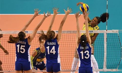 WGP: Russia crashed by Brazil, great final tomorrow!