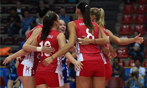Who is going to win the FIVB Women's World Championship?