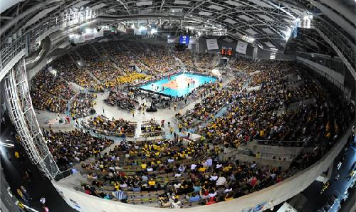 Diversifying or going for the safe choice: hosting issues for the CEV Champions League F4