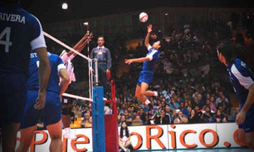 An exotic fairytale: History of volleyball in Puerto Rico