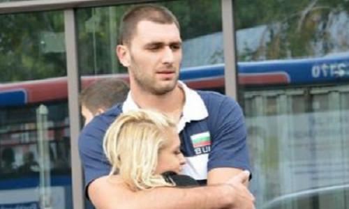 Tsvetan Sokolov- father of twin boys!