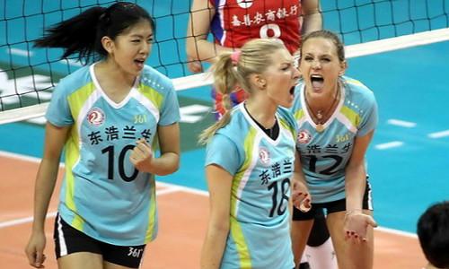 Jiangsu and Army Take the Lead!