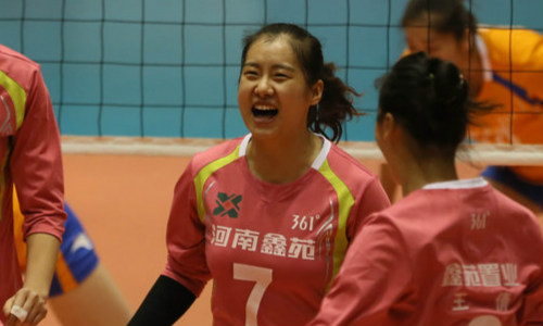 The volleyball battle in China has just started!