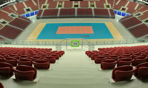 Bulgaria – host of 2-nd group in World League 2015