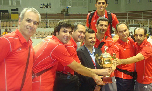 Dr.Davarzani (President of Iran Volleyball Federation): We have to walk step by step (Part 3)