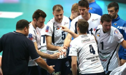 'We are not intimidated by teams like Piacenza and our eyes are set on the Last 12', says Tomis Constanța's head coach Martin Stoev