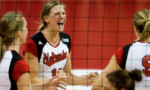 NU volleyball: Huskers sweep No. 12 Purdue