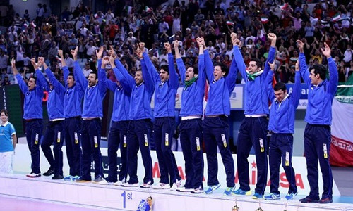 Tale of Volleyball Missile growth in four years (PART 5) – Asian Championps in 2014