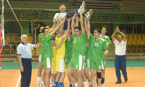 Shining of Iran volleyball PART 2