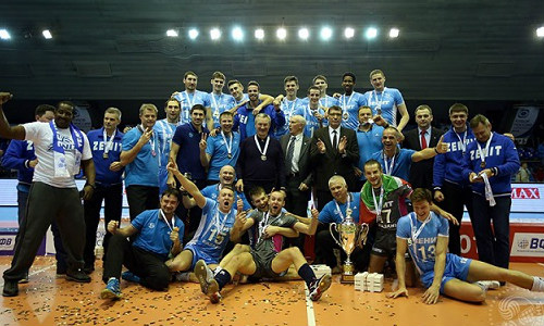 VIDEO: Zenit (KAZAN) won the Cup of Russia