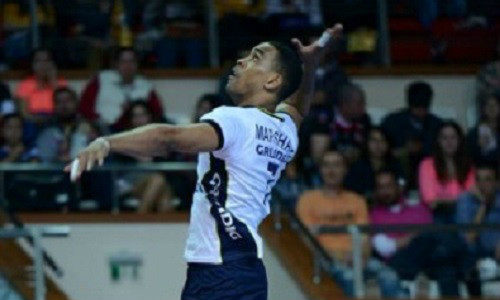 VIDEO:TOP 25 Best Volleyball Actions