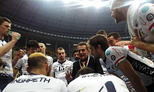 Modena and Trento are The finalists of Coppa Italia 2015