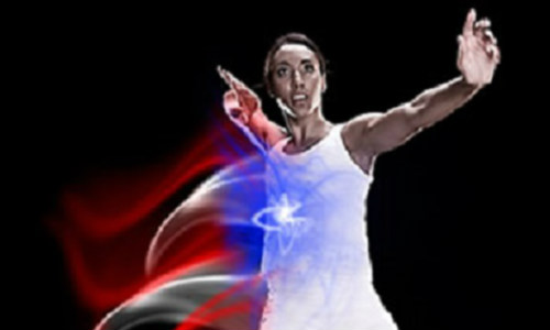 Borinquen Players make shine their flag Wide World