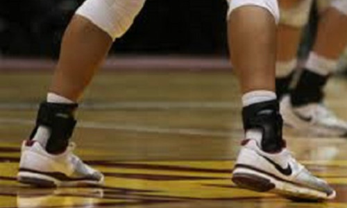 Should Indoor Volleyball Players Wear Ankle Braces?