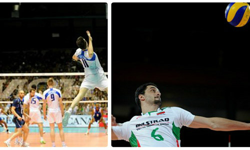 TOP 10 Best Volleyball Aces over 120 km/h