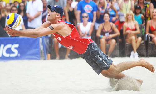 Dalhausser with four 2014 season awards