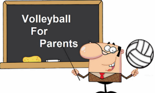 volleyball parents