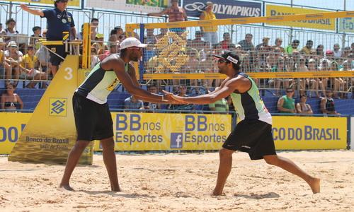 Beach news: Pre-season test on Copacabana