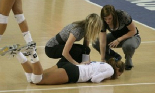 Volleywrong – injuries ahead