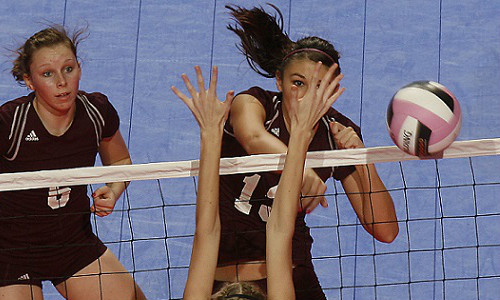 Volleyball: The Importance Of The Mental Spike